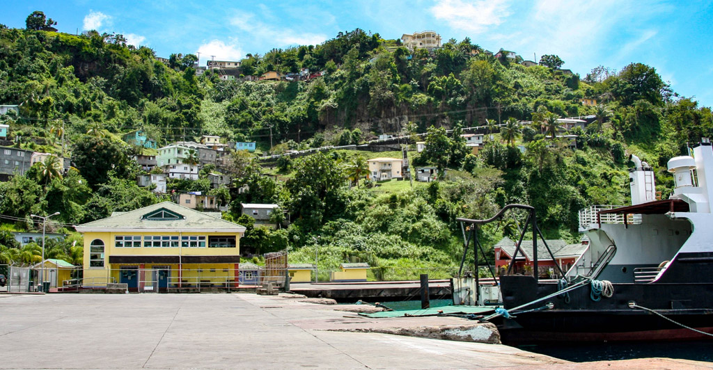 Kestrel Liner Agencies Announce a Direct Call in Kingstown, St. Vincent From The UK