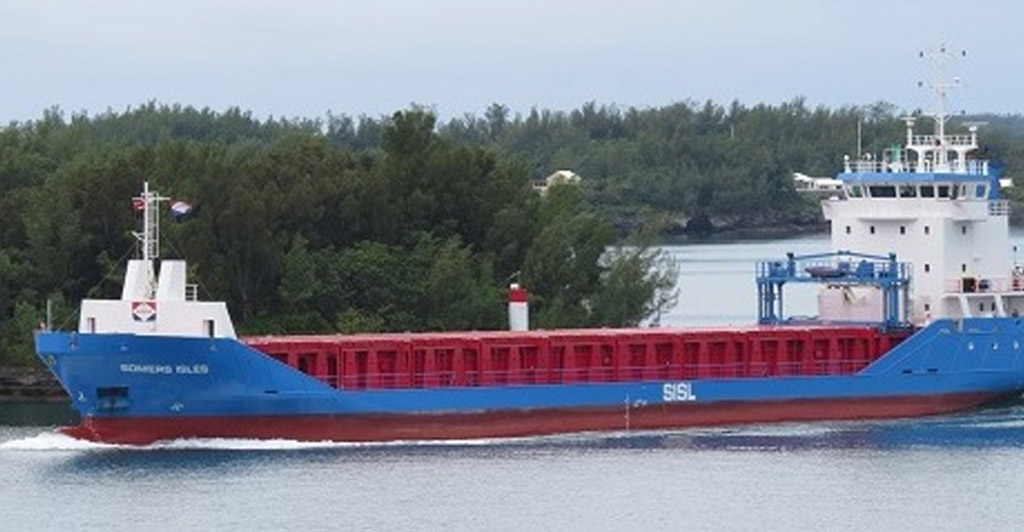 Kestrel Opens New FCL Service From Asia To Bermuda