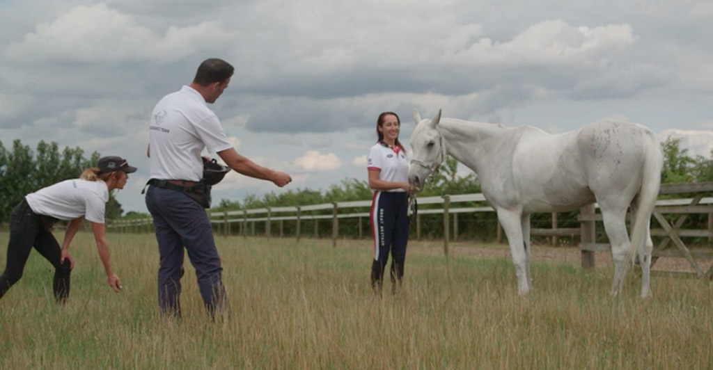 Exclusive Horse and Hound interview with Nicki Thorne, endurance horse rider sponsored by Kestrel.