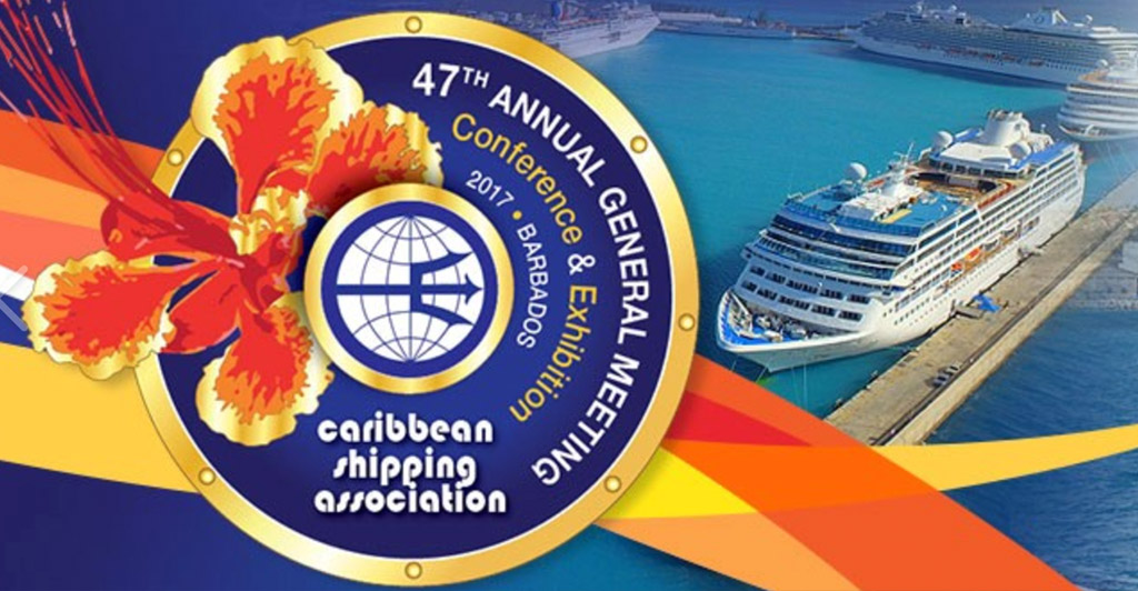 Kestrel Proud Attendees of the Caribbean Shipping