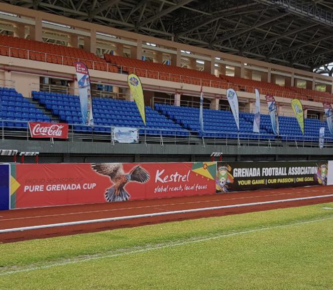 Kestrel's Sponsorship in Grenada