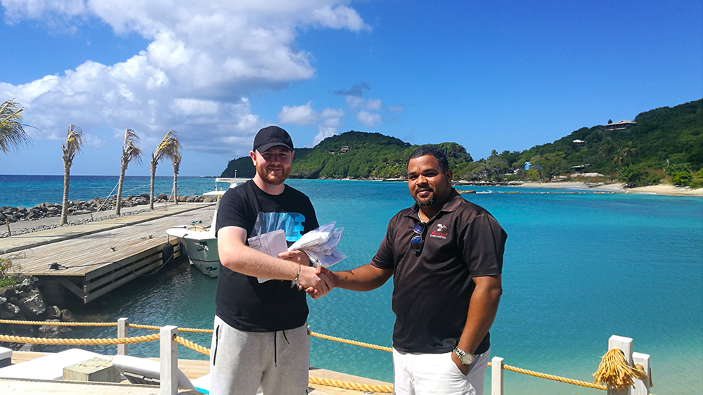 Emergency Delivery To Bequia - International Rescue