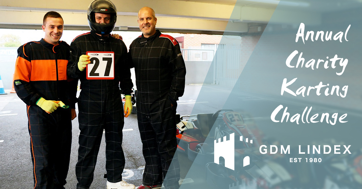 GDM Lindex Charity Go-Karting Race