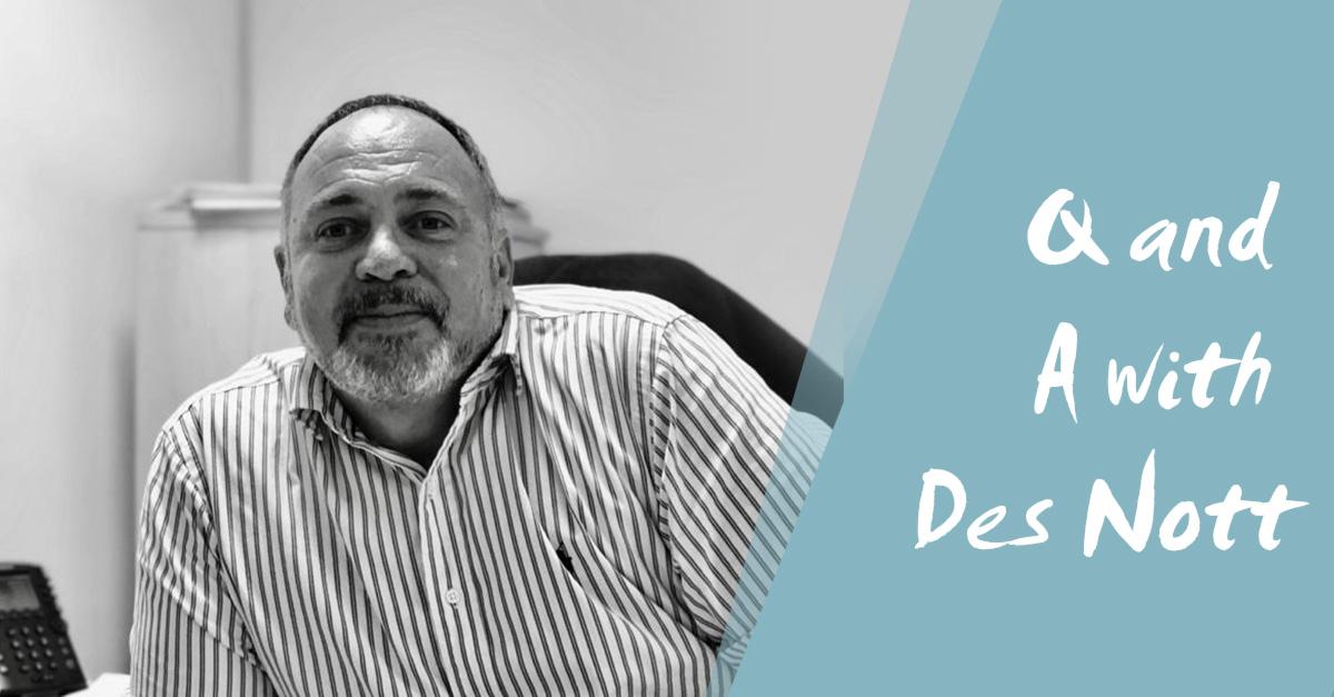 Des Nott: Project and Breakbulk Specialist