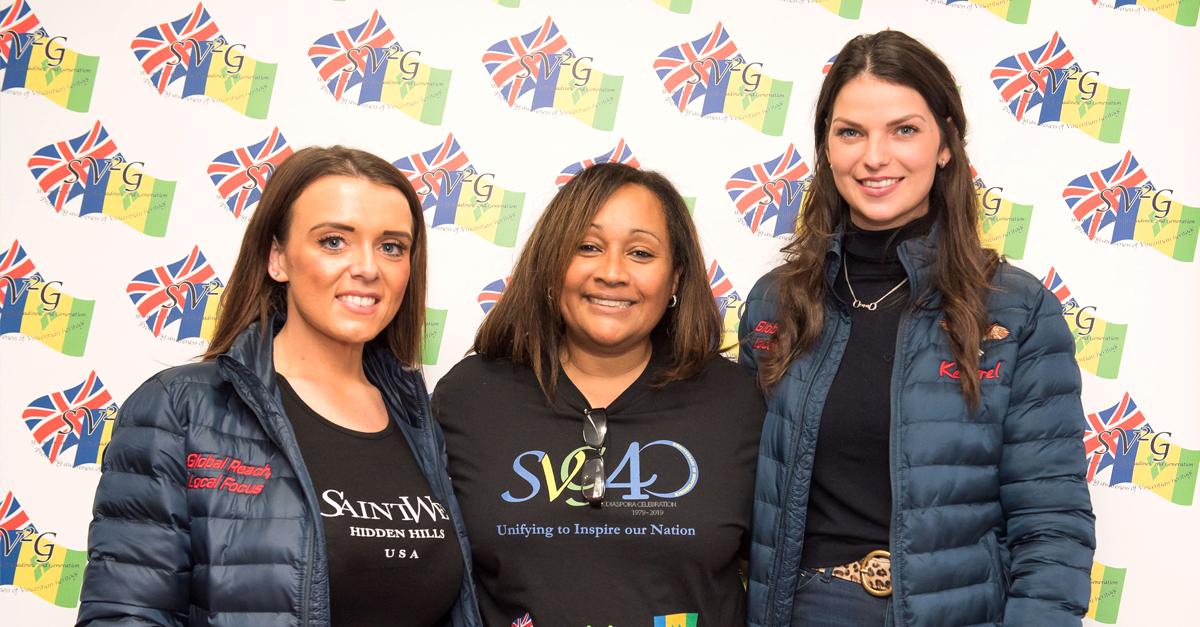 SV2G Expo 2019: Sponsored by Kestrel Liner Agencies