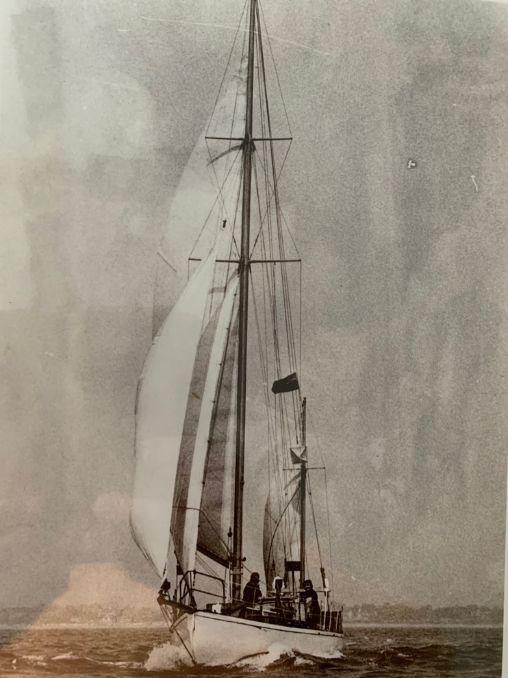 andy thorne sailing