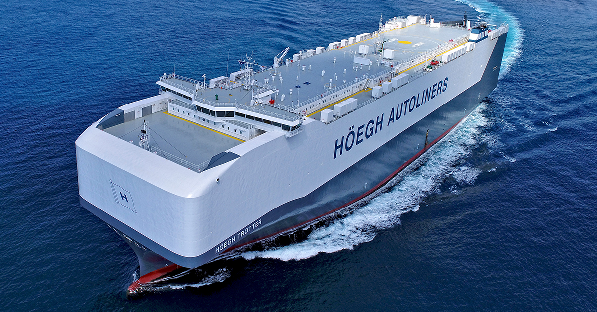 New service Hoegh to SVG & The Grenadines