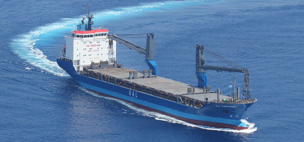 Aberdeen Universal Shipping Agencies Appointed as Agents on Behalf of UAL